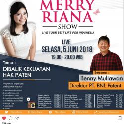 The Merry Riana Show